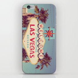 Welcome to fabulous Las Vegas iPhone Skin