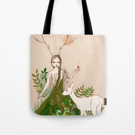 Mori girl Tote Bag