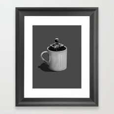 Have a Break Framed Art Print