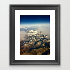 Pyrenees Framed Art Print