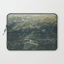 Travel photography A way to Hollywood I Laptop Sleeve