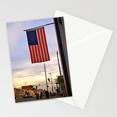 South Tacoma afternoon Stationery Cards