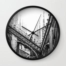 Spires Wall Clock