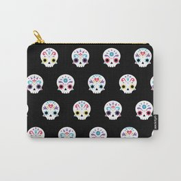 Cute sugar skulls B Carry-All Pouch