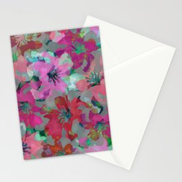 Lily Blooms Stationery Cards