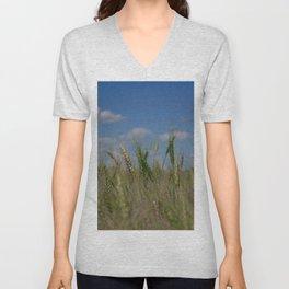Grains Unisex V-Neck