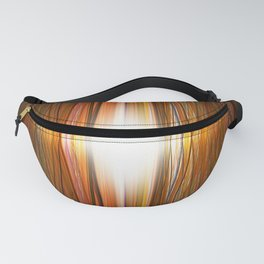 Starburst grid Fanny Pack