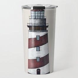 Nautical Light House Travel Mug