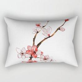 Cherry blossom 2 Rectangular Pillow