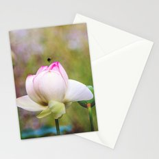 Lotus Life Stationery Cards