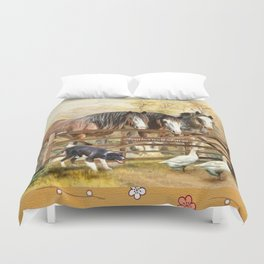 Featherwell Farm Duvet Cover