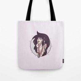 Featherpunk Tote Bag