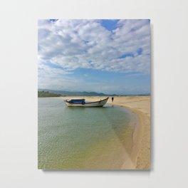 Vietnam Coastal Vista Metal Print