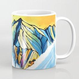 Majestic Heli Ski 2017 Coffee Mug