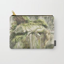 Reptilian Serenity Carry-All Pouch