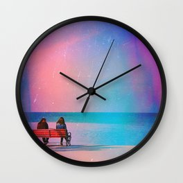 (Ricardo And Ryne.) Wall Clock