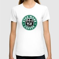 starwars T-shirts featuring StarWars Coffee by Unicity