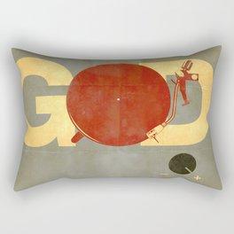 Crank it up! Rectangular Pillow