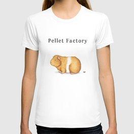 Pellet Factory - Guinea Pig Poop T-shirt