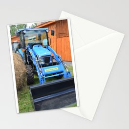 New Holland Workmaster 75 Tractor  2 Stationery Cards