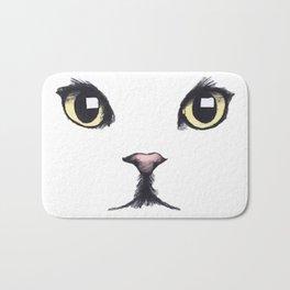 CAT---FACE Bath Mat