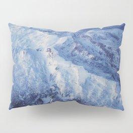 Winter Mountain Range II Pillow Sham