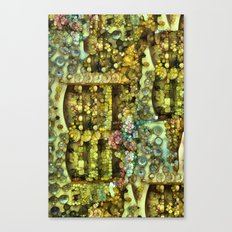 Baumgarten- ode to Klimt Canvas Print
