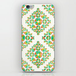 Fantasy Garden Pattern iPhone Skin