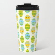 Kawaii Easter Eggs Travel Mug