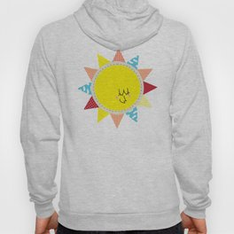 In the sun Hoody