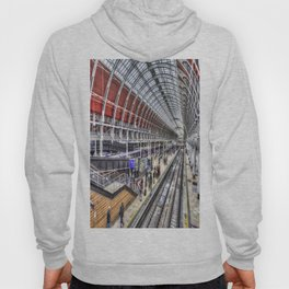 Paddington Station London Hoody