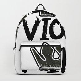 Violin king Backpack