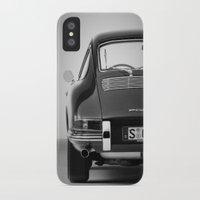 porsche iPhone & iPod Cases featuring Porsche by CABINWONDERLAND
