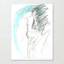 sketch I Canvas Print