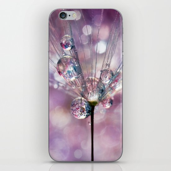 Party Sparkle iPhone & iPod Skin