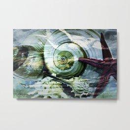 Surfside Metal Print
