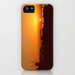 Ibiza Sunset. iPhone Case