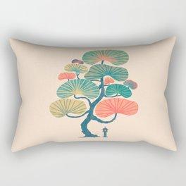 Japan garden Rectangular Pillow