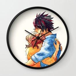 Shadow X Misaki - I'm right here Wall Clock
