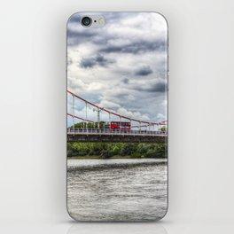 Chelsea Bridge London iPhone Skin