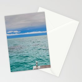 OCEAN FRONT VIEW Stationery Cards