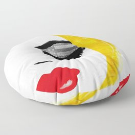 American Girl Floor Pillow