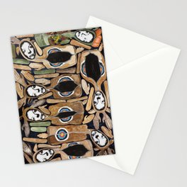 Incomplete Hunt Stationery Cards