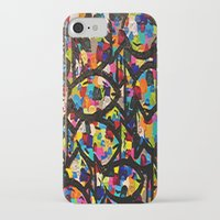 trout iPhone & iPod Cases featuring Rainbow Trout by Jordan Luckow