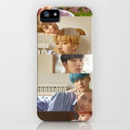 BTS LOVE YOURSELF HER - L O V E iPhone Case