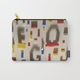 Lego Poster Carry-All Pouch