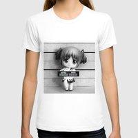 madoka magica T-shirts featuring MADOKA LINEUP by Christophe Chiozzi