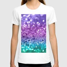 Unicorn Girls Glitter #19 #shiny #decor #art #society6 T-shirt