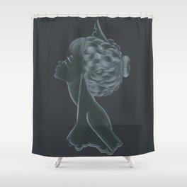 Nurse Shower Curtain