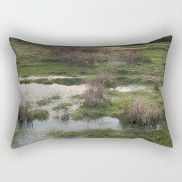 South Willesborough Sunset Rectangular Pillow